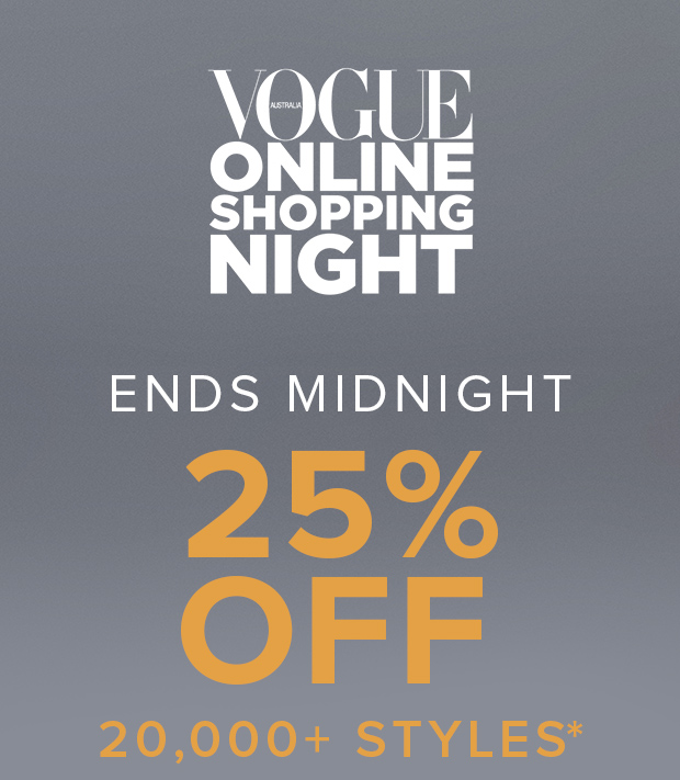 Save 25% off on selected styles at The Iconic.